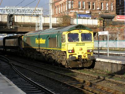 66 519 Carlisle 1 December 2007