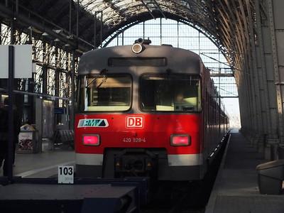 420 928 Frankfurt Hbf 24 April 2013