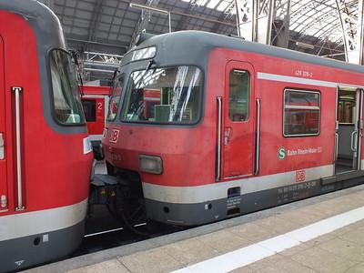 420 378 Frankfurt Hbf 22 April 2013