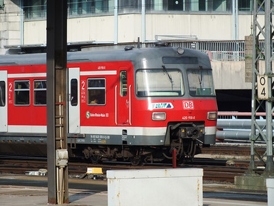420 930 Frankfurt Hbf 24 April 2013