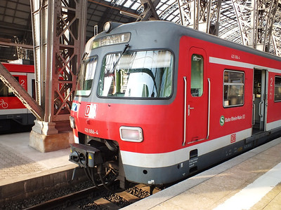 420 886 Frankfurt Hbf 22 April 2013