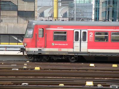 420 271 Frankfurt am Main Hbf 15 April 2009
