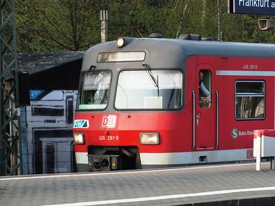 420 261 Frankfurt Stadion 22 April 2013