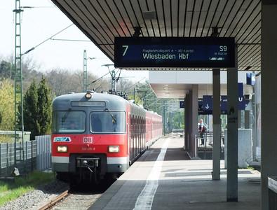 420 276 Frankfurt Stadion 23 April 2013