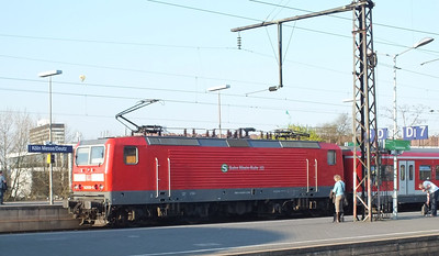 143 030 Koln Messe Deutz 24 April 2013