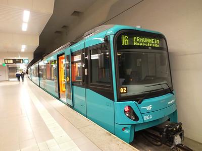 836 Frankfurt Ost 22 April 2013