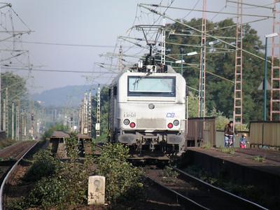 37 527 Niederwartha 29 September 2011 CB rail owned Prima loco.