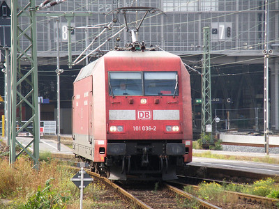 101 036 Leipzig Hbf 28 September 2011