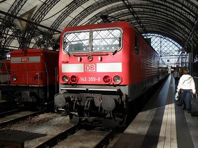 143 359 Dresden Hbf 29 September 2011