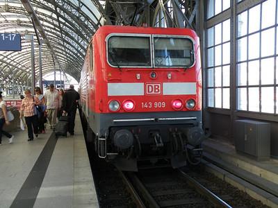 143 909 Dresden Hbf 29 September 2011