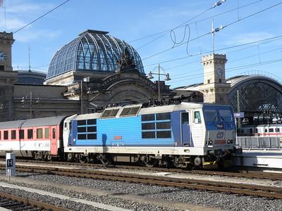 Rail Scene Europe