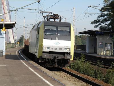 152 902 Niederwartha 29 September 2011 or ITLs ES64F 902
