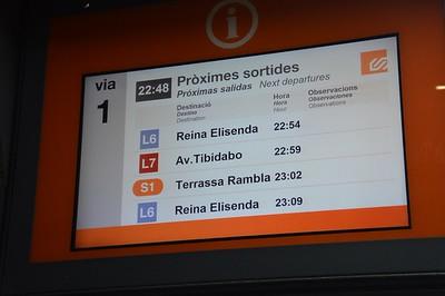 Display at Provenca FGC 22 November 2014