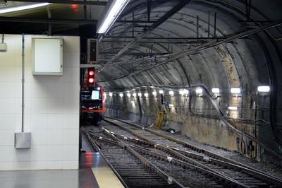 Cornella Centre metro 24 November 2014