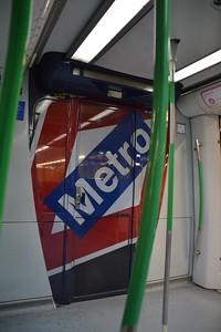Interior of M8xxx 26 November 2014