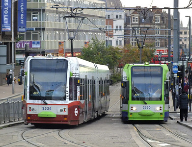 2534 & 2530 East Croydon 22 August 2013