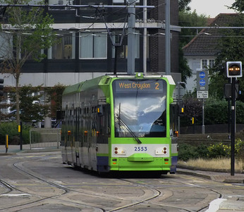 2553 East Croydon 22 August 2013