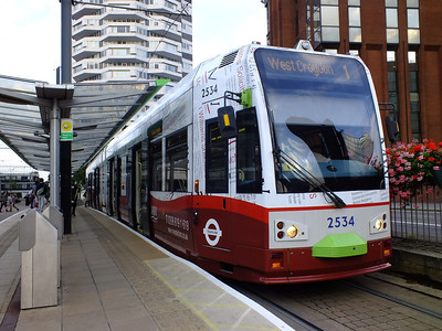 2534 East Croydon 22 August 2013