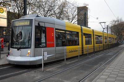 2005 Dusseldorf Hbf 23 November 2016