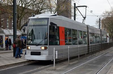 2121 Dusseldorf Hbf 23 November 2016