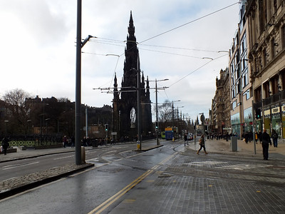 Princes Street 24 February 2014