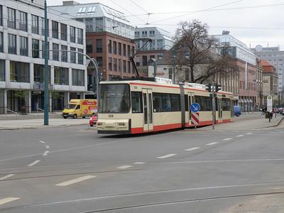 308 Frankfurt (Oder) 16 April 2010