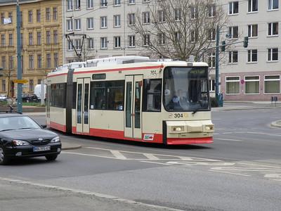 304 Frankfurt (Oder) 16 April 2010