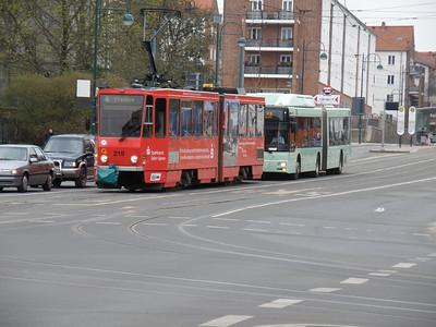 219 Frankfurt (Oder) 16 April 2010