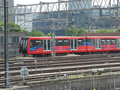 London - Docklands Light Railway