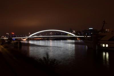 Pont Raymond Barre Lyon 18 November 2018