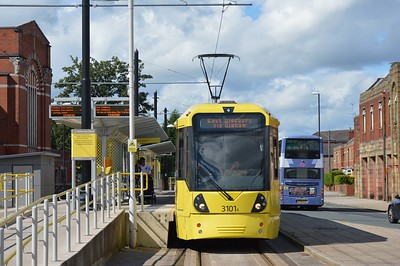 3101 Rochdale Station 5 August 2017