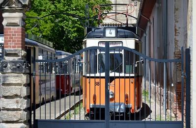 38 in Poststraße Depot Naumburg 30 April 2018