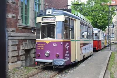 50 at Poststraße Depot Naumburg 30 April 2018