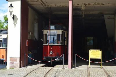 51 in Poststraße Depot Naumburg 30 April 2018