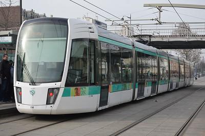 336 at Porte de Vincennes 19 February 2017