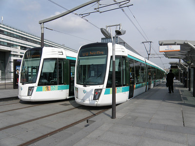 Paris Trams