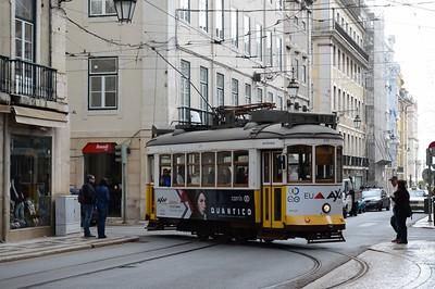 579 turns from Rua da Conceicao 22 November 2015