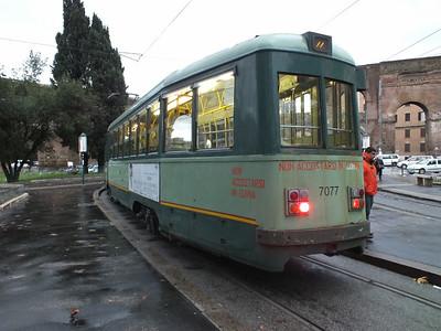 7077 Porta Maggiore 22 November 2013