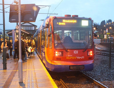 Sheffield Trams