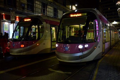 19 & 21 at New St 28 January 2017