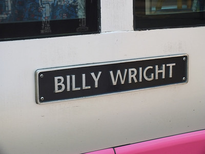 07 Wolverhampton 8 May 2012 Billy Wright Nameplate
