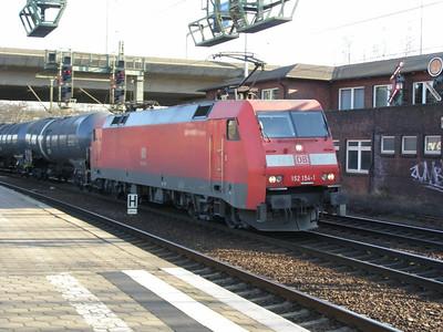 152 154 Harburg 27th March 2007