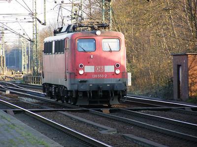 139 553 Harburg 27th March 2007