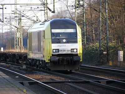 ER20 001 Harburg 27th March 2007