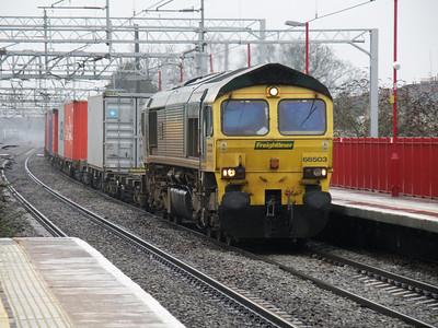 66 503 Harrow & Wealdstone 23 February 2011