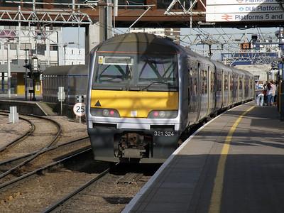 321 324 Stratford 24 February 2011