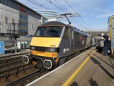 90 008 Stratford 24 February 2011