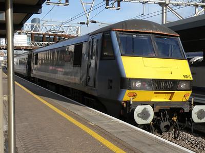90 013 Stratford 24 February 2011