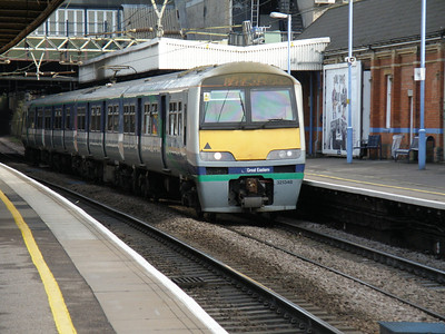 321 348 Ilford 24 February 2011