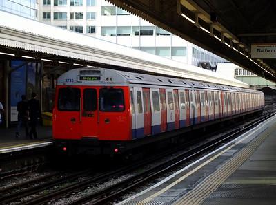 5733 Hammersmith 21 August 2013